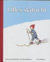 Omslag Elsa Beskow klassiekers  -   Olle's skitocht