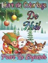 livre de coloriage de noel pour ls enfants