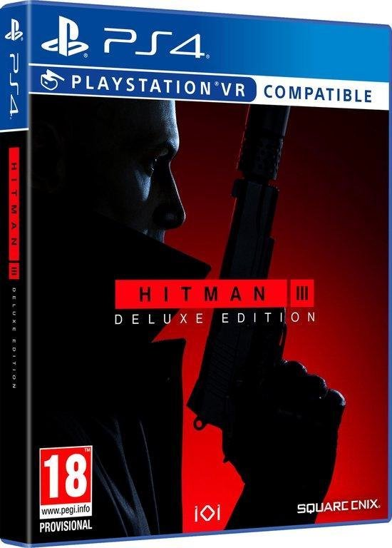Hitman 3 Deluxe Edition - PS4 & PS VR