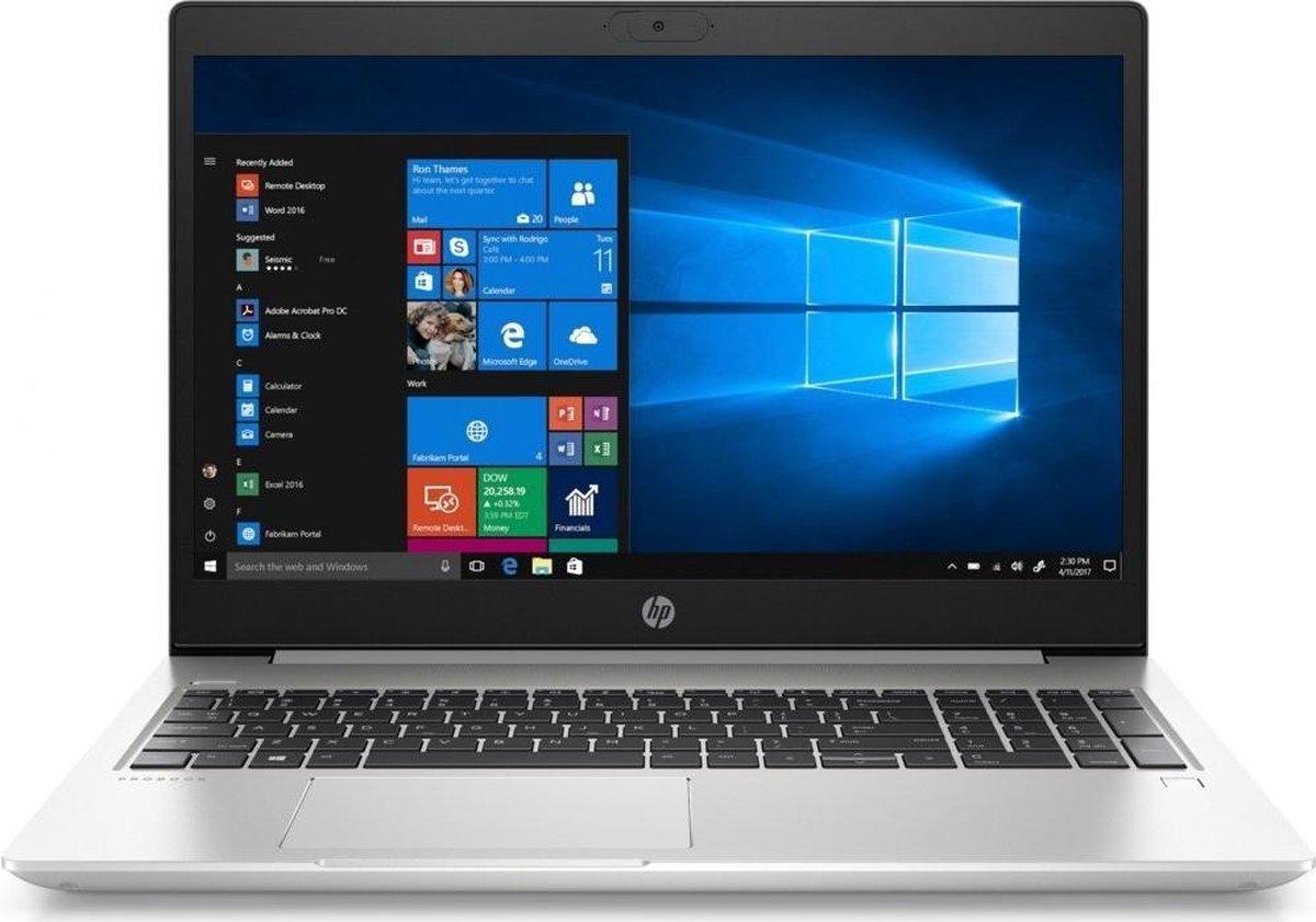 HP Probook 450 G7 - 9HP68EA - Intel Core i5 - 256GB M.2 NVMe SSD - Laptop - 15 Inch