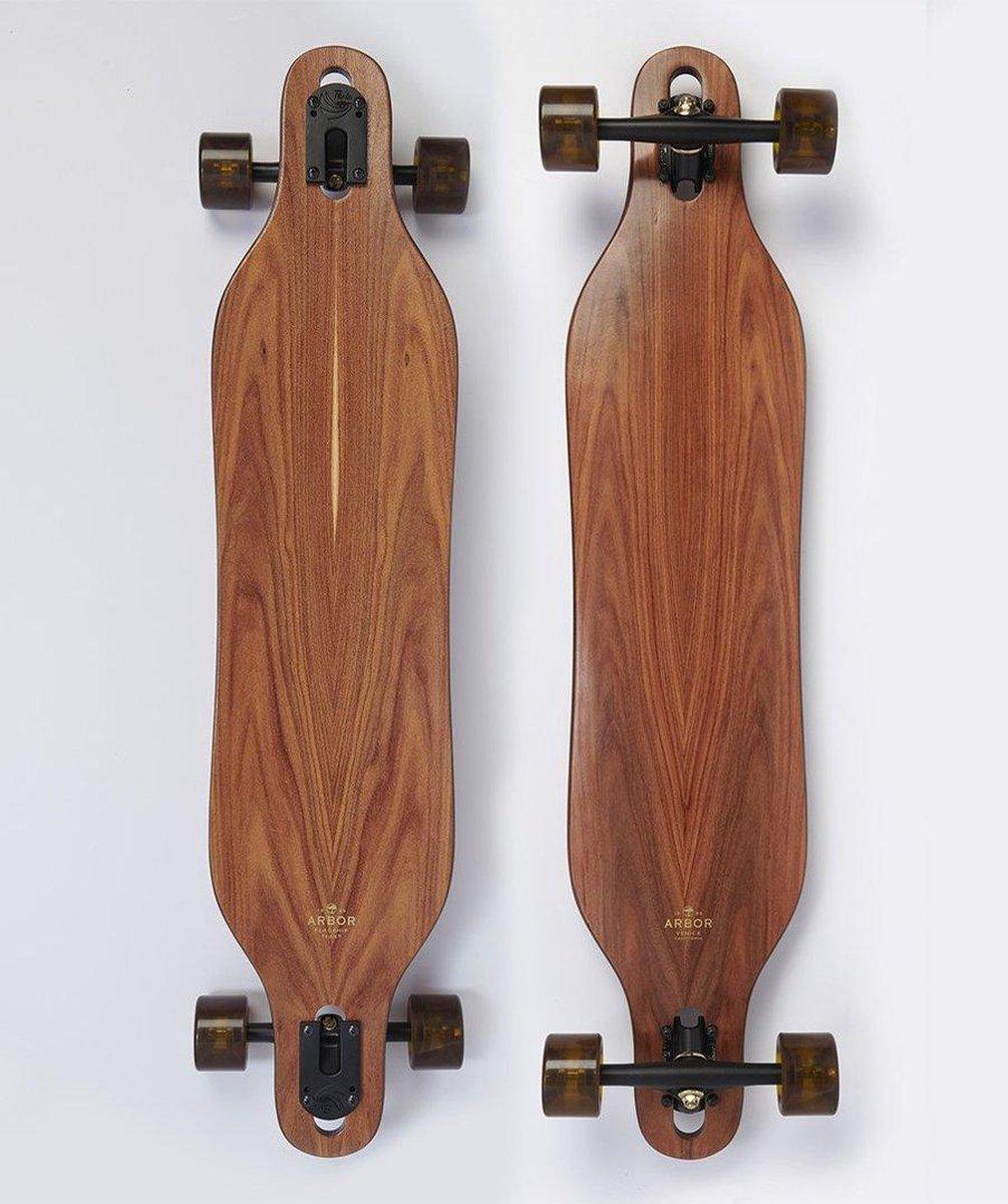 "Arbor Flagship Axis 40"" longboard"