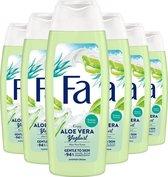 Fa Shower cream Yoghurt Aloe Vera - 6 stuks