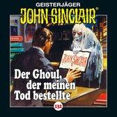 Omslag John Sinclair, Folge 132: Der Ghoul, der meinen Tod bestellte