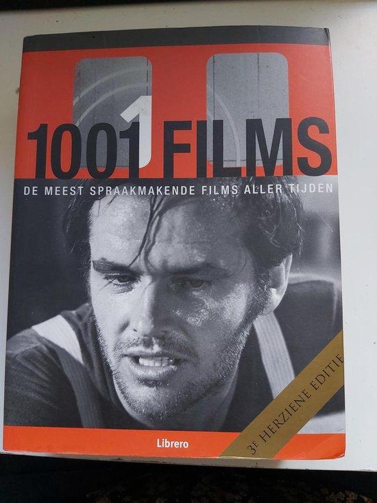Cover van het boek '1001 films' van Steven Jay Schneider