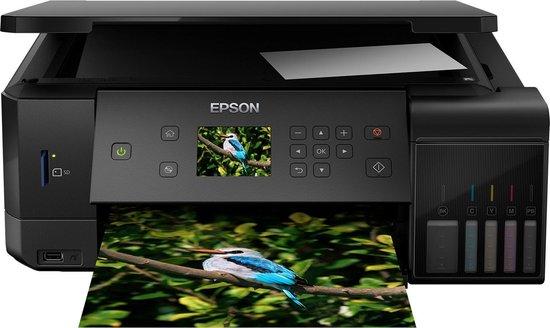 Epson EcoTank ET-7700 - All-In-One-Fotoprinter