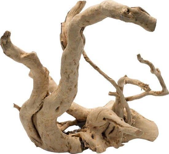 Aquarium hout - Spiderwood gepolijst M - 30-43 cm - 1 stk.