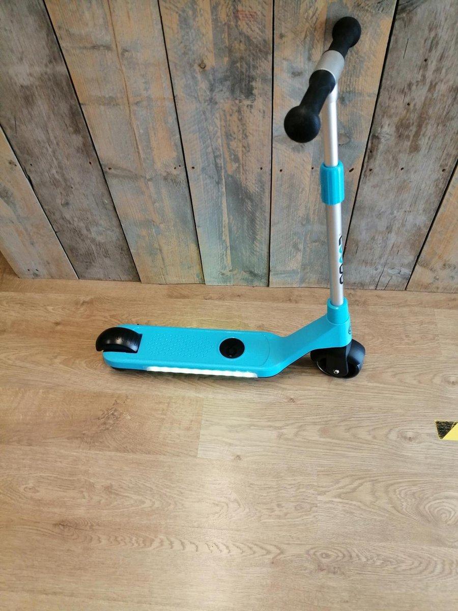 Elektrische kinderstep Gyroor H30 Blauw