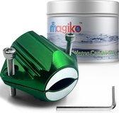 YouZi - Waterontharder – Waterontkalker - Waterontharder Magneet – 7500 GAUSS – Magnetische Waterontharder - Anti Kalk – Kalk Bestrijding – Schoon Water
