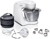Bosch MUM5 StartLine - Keukenmachine - Wit