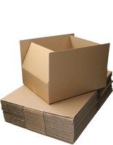 Banzaa Verzenddozen ‒ 40x30x20cm ‒ FSC Gerecycled karton 20 dozen