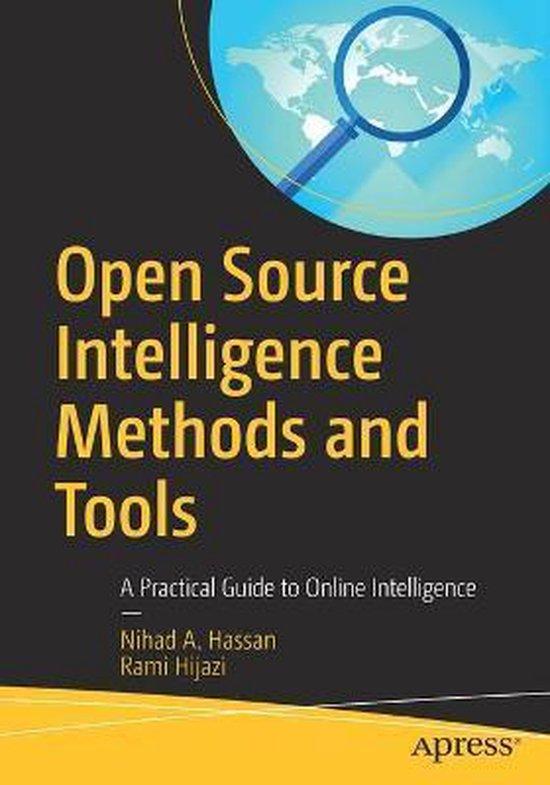 Boek cover Open Source Intelligence Methods and Tools van Nihad A. Hassan (Paperback)