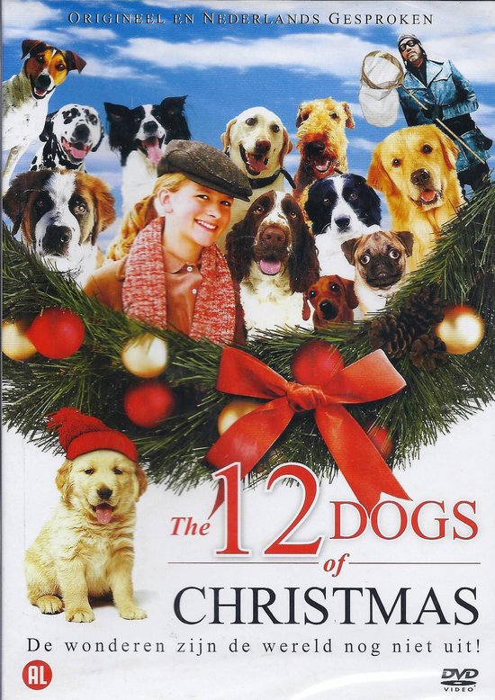 Cover van de film '12 Dogs Of Christmas'