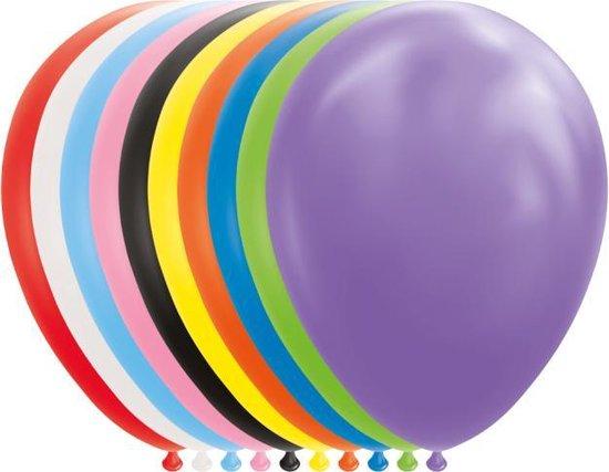 Wefiesta Ballonnen 30 Cm Latex 10 Stuks