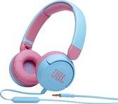 JBL JR310 Headset Blauw/Roze - On-ear kinder koptelefoon