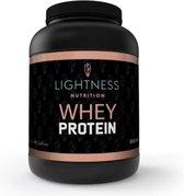 Lightness Nutrition Whey Protein - Proteïne Poeder/Proteïne Shake - Aardbei -...