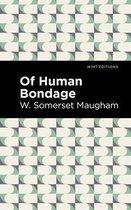 Boek cover Of Human Bondage van W. Somerset Maugham
