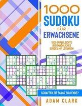 1000 Sudoku für Erwachsene