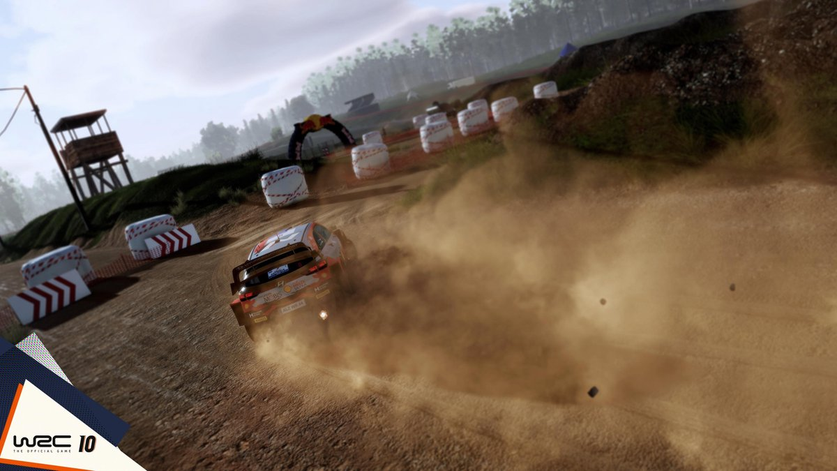 WRC 10 – Nintendo Switch