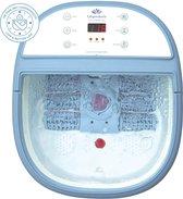 Lifeproducts Massage Voetenbad met Eeltverwijderaar - Instelbare Warmte tot 48°C - Bubbelstraal - Reinigend Infrarood licht - Automatische Voetmassage - Voetbad met Massage - 9 Liter
