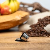Nieuw - Herbruikbare - Hervulbare Nespresso capsule - Koffie capsule - cups - RVS