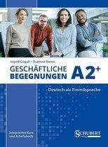 Geschäftliche Begegnungen A2+ Kurs-/Arbeitsbuch + audio-cd