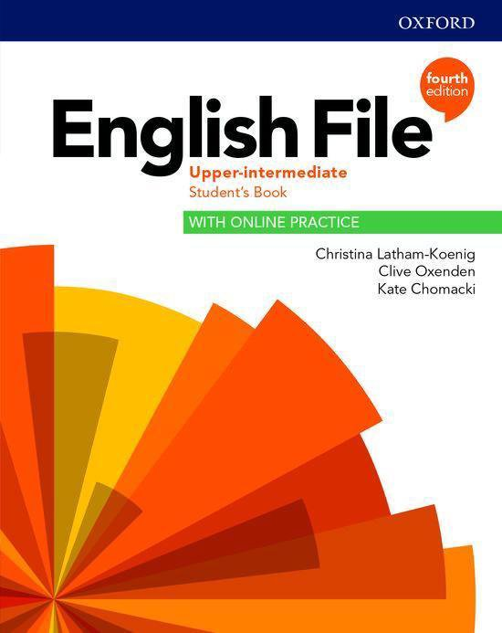 English File - Upp-Int (fourth edition) Student's book + onl