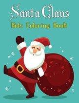Santa Claus Kids Coloring Book