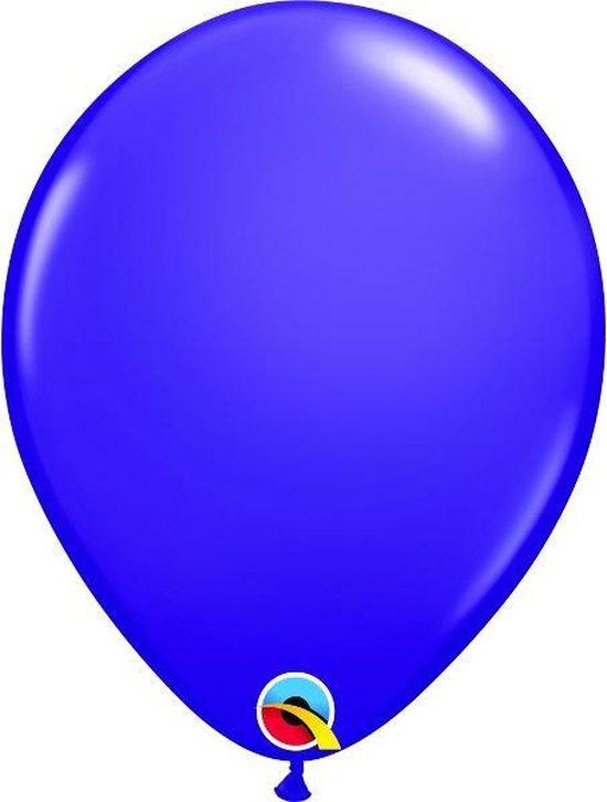 Ballonnen Purple Violet 45 cm 5 stuks