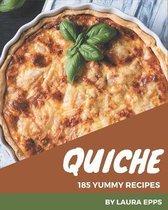 185 Yummy Quiche Recipes