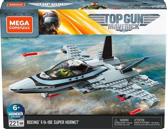 Mega Construx Top Gun: Super Hornet Maverick