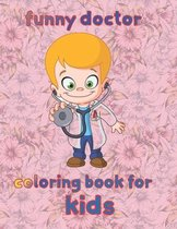 impressive doctor coloring book for kids