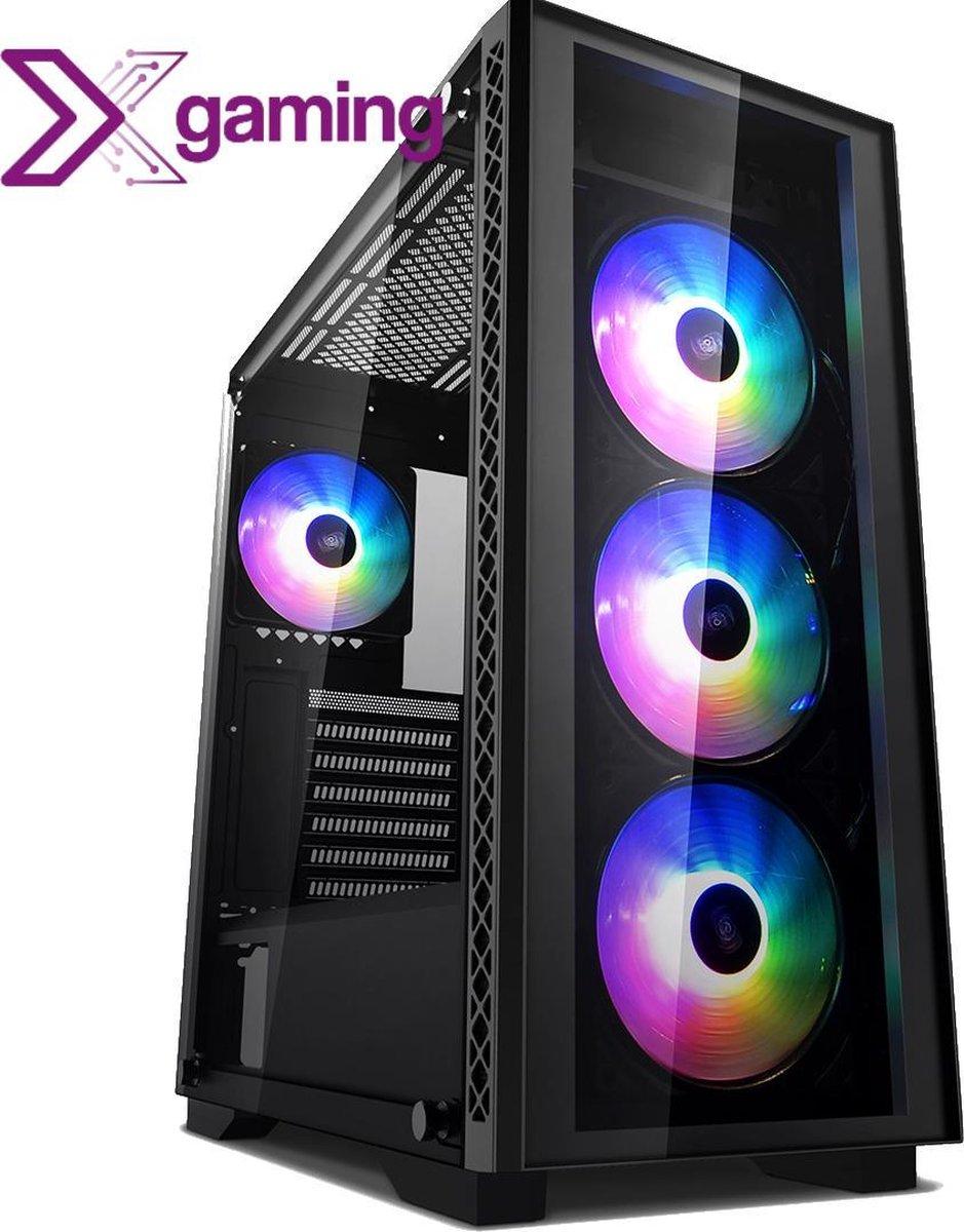 VIPER Game PC Intel i5 11400, GeForce RTX3060, 16GB, 1TB NVME SSD