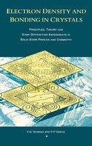 Boek cover Electron Density and Bonding in Crystals van V.G Tsirelson (Hardcover)