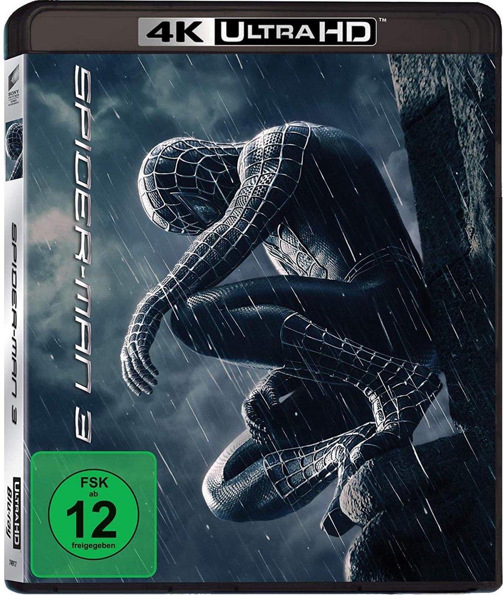 Spider-Man 3 (Ultra HD Blu-ray)-