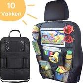 Afbeelding van Autostoel Organizer met Tablet Houder - Universele Autostoel Beschermer - Autostoel Hoes voor Kinderen