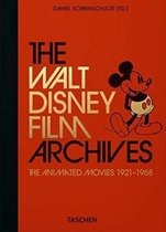 The Walt Disney Film Archives. The Animated Movies 1921-1968. 40th Ed.
