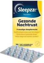 Sleepzz Gezonde Nachtrust - Ondersteunt slapen - 30 liquid capsules