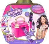 Cool Maker - Hollywood Hair Extension Maker - met 12 aanpasbare extensions en accessoires