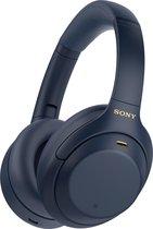 Sony WH-1000XM4 - Draadloze over-ear koptelefoon met Noise Cancelling - Blauw