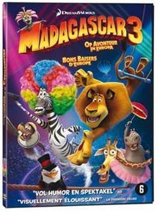 Speelfilm - Madagascar 03