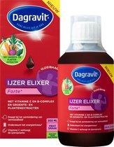 Dagravit IJzer Elixer Forte* Vloeibaar  - Vitaminen en IJzer - 300 ml
