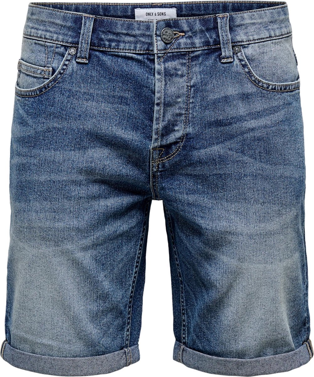 Only & Sons Ply Life  Broek - Mannen - blauw