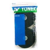 YONEX AC102EX ROL 30 SUPER GRAP - Zwart