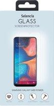 Selencia Gehard Glas Screenprotector voor de Samsung Galaxy M20 Power
