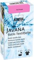 Javana Lichtroze Batik Textile Dye - 70ml tie dye verf