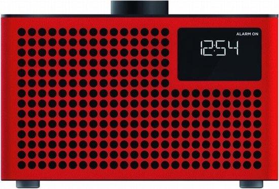 GENEVA Acustica Lounge Radio FM/DAB+ rood
