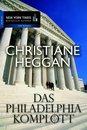 Omslag Das Philadelphia-Komplott