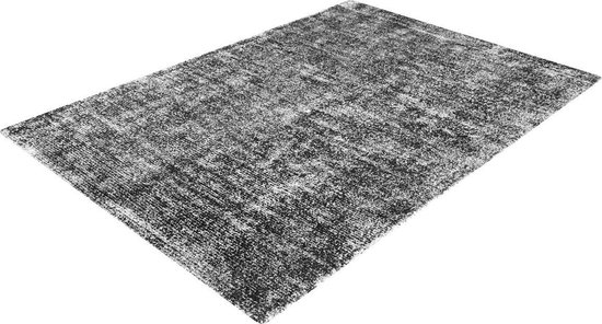 Kayoom Etna Vloerkleed 200 x 290 cm Antraciet