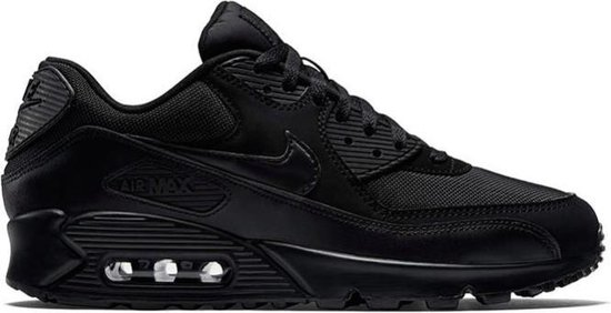 Nike Air Max 90 PS –zwart leer maat 35