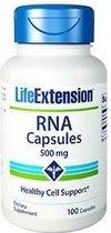 Life Extension Rna (ribonucleic Acid) 500 Mg